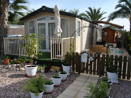 Swift Bordeaux Mobile Home for sale in Spain pic1