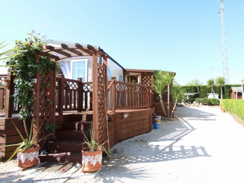 Cosalt Monaco Delux mobile home in Spain 4LP pic 13