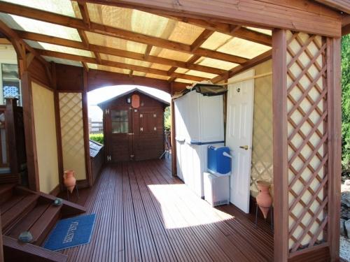 Cosalt Monaco Delux mobile home in Spain 4LP pic 12