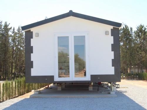 THE SAN JORDI PARK LODGE MOBILE HOME IN SPAIN 01