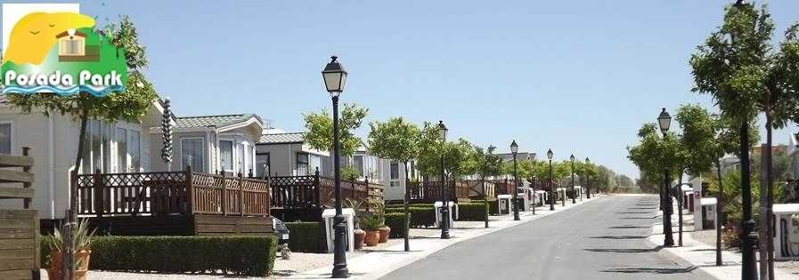 Park la posada plots mobile home in spain