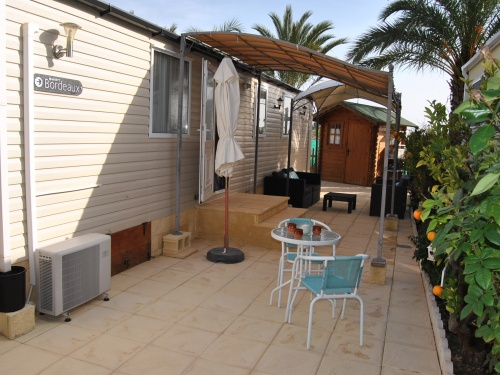Swift Bordeaux Mobile Home for sale in Spain pic10