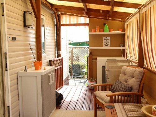 Atlas Oakwood Super Mobile Home for sale in Spain pic 7