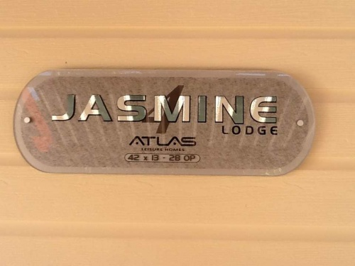 Atlas Jasmine 11PP 1 mobile home in Spain