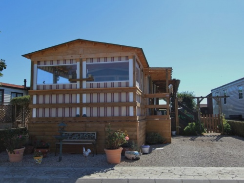 Atlas Sherwood mobile home in Spain 58LP image 1