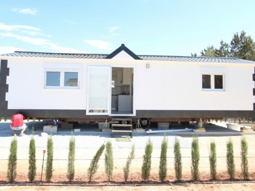 THE SAN JORDI PARK LODGE MOBILE HOME IN SPAIN 02
