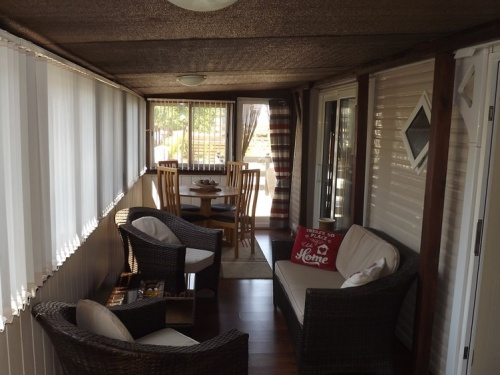 Atlas Mayfair mobile home in Spain 94LP 2061