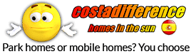 Spanish mobile homes  | Exclusive mobile home parks